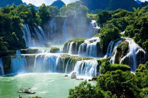 two vietnamese waterfalls among world's most beautiful: msn hinh 0