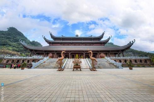 tam chuc pagoda - an attractive spiritual tourism complex in vietnam hinh 1