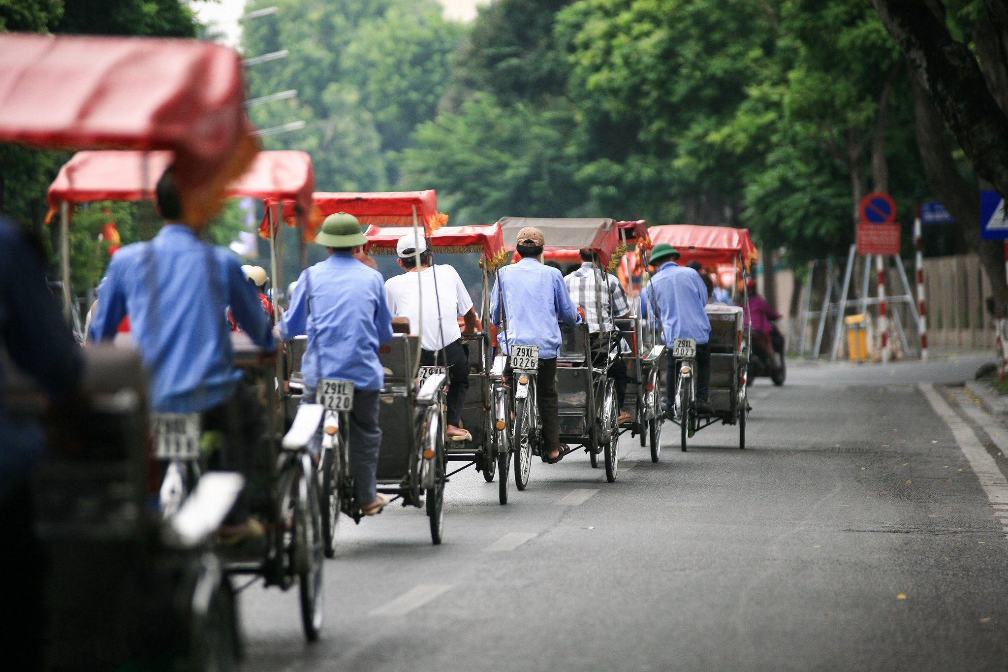 The Best Ways to Get Around in Hanoi