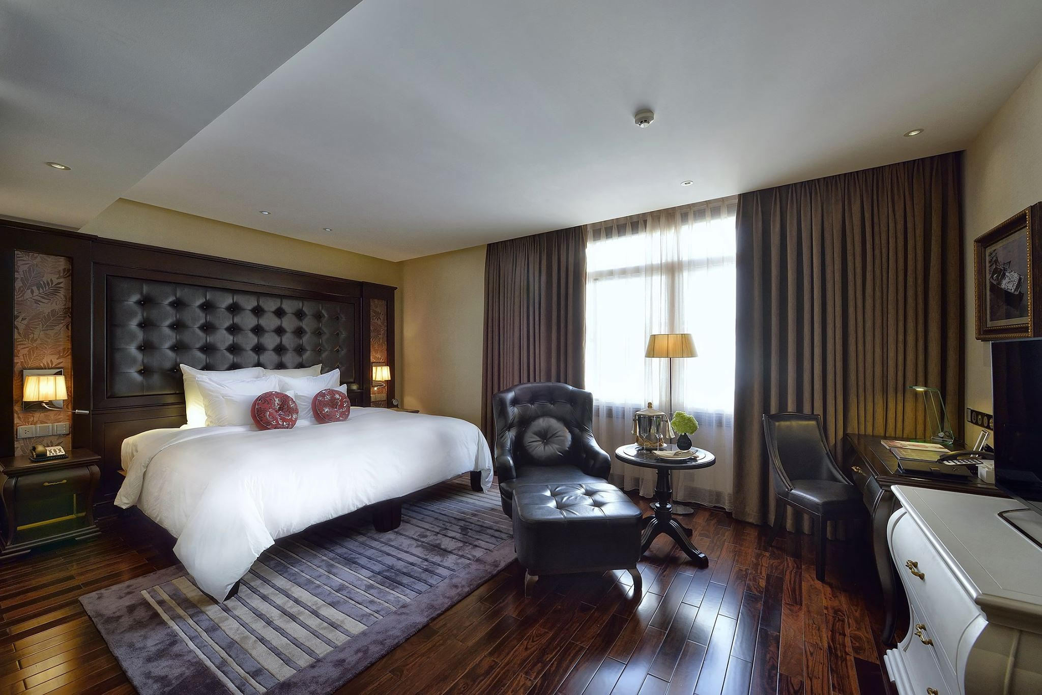 luxury hotels in ha long bay