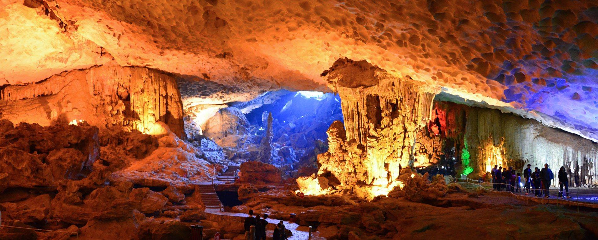An Adventure to the Mysterious Caves in Ha Long Bay