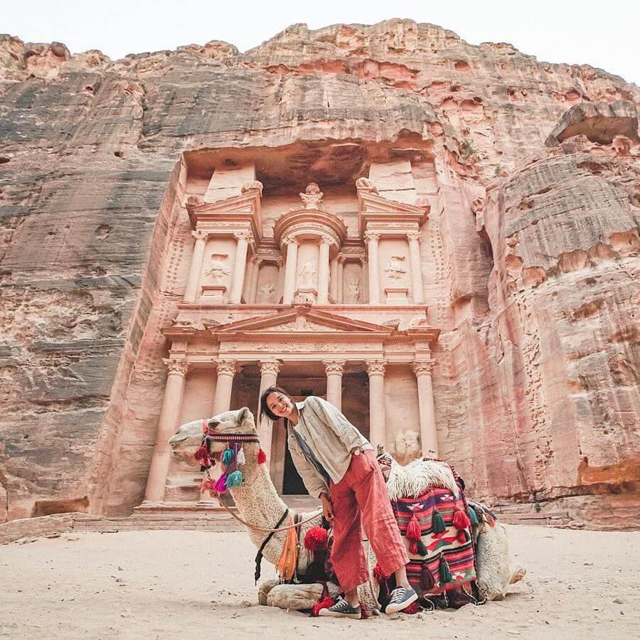 Kết quả hình ảnh cho kinh nghiệm du lịch jordan