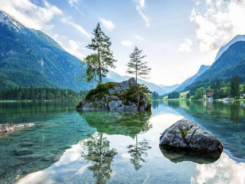 hồ Hintersee