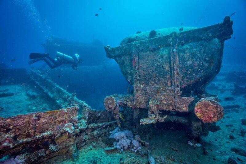 khu lặn biển Thistlegorm
